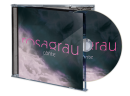 Rosagrau Cover und CD